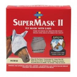 SUPERMASK II HORSE    3 modèles sans oreille et 1 modèle avec oreilles