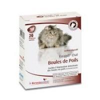 EASYPILL BOULES DE POILS CHAT b/20*2 g boulette