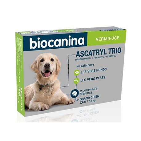 ASCATRYL TRIO GRAND CHIEN      b/2       cpr