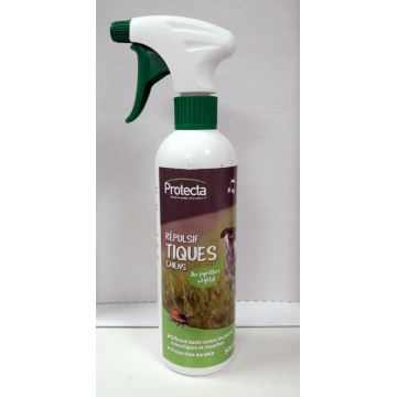 NOVACLAC REPULSIF R3 CHIEN fl/500 ml Solution externe