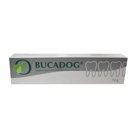 BUCADOG                        tbe/70 g  pate or