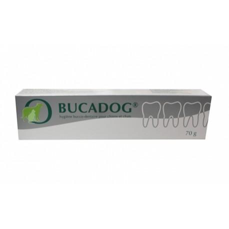 BUCADOG                        tbe/70 g  pate or