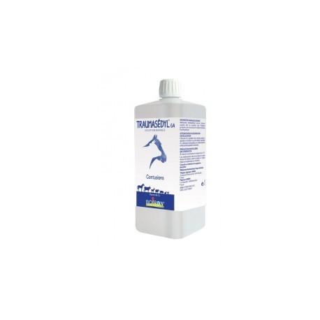 TRAUMASEDYL GA AMP             b/12*5 ml sol buv