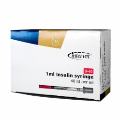 CANINSULIN SERINGUES 1ML       b/30