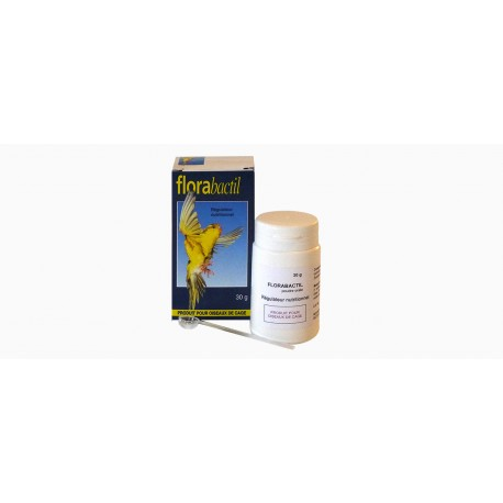 FLORABACT fl/30 g   pdr or