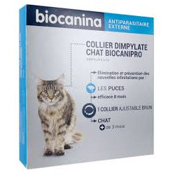 BIOCANIPRO COLLIER CHAT...
