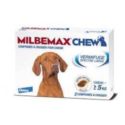 MILBEMAX CHEW boite de 2...