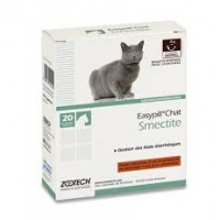 EASYPILL SMECTITE CHAT b/20*2 g boulette