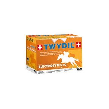 TWYDIL ELECTROLYTES + C boite de 10 ou 100 sachets