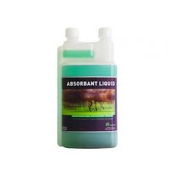 ABSORBANT LIQUID   en 500 ml ou 1 l