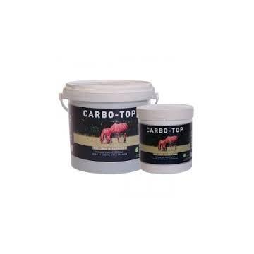 CARBO-TOP pot de 250 g, 1 kg et 4 kg