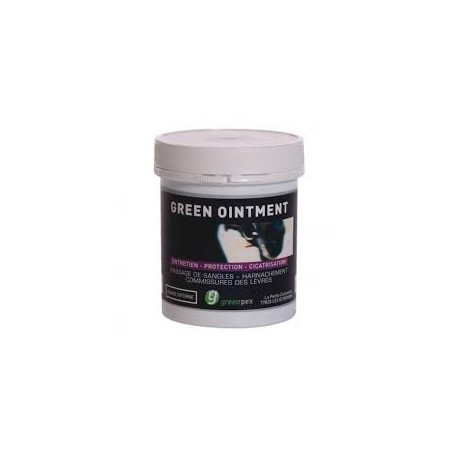 GREEN OINTMENT                 pot/250ml cr ext
