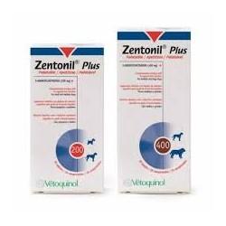 ZENTONIL PLUS  200 mg ou 400 mg par 30 comprimés