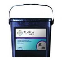 RODILON PATE (500 SACH/10 G) seau/5 kg pate or