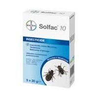 SOLFAC 10 en sachets de 20 g ou par 200g
