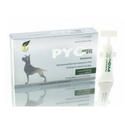 DERMOSCENT PYOCLEAN OTO CHIEN  10*5 ml   sol auri