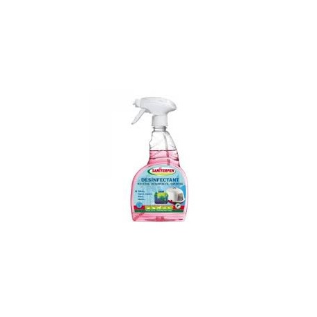 SANITERPEN DESINFECTANT SPRAY  fl/750 ml sol ext