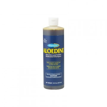 ALOEDINE SHAMPOOING fl/473 ml sol ext