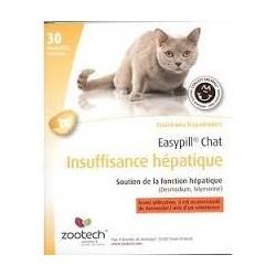 EASYPILL CHAT INSUF.HEPATIQUE  b/30*2 g  barres