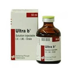 ULTRA B                        fl/50 ml  sol inj