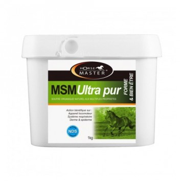 MSM Ultra Pur 1kg