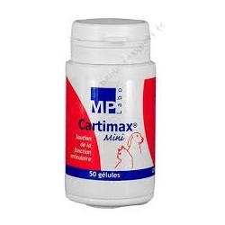 CARTIMAX  en boite de 50, 150, 300 gelules ou CARTIMAX MINI 50  gel