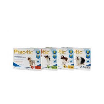 PRAC-TIC en boite 6 pipettes