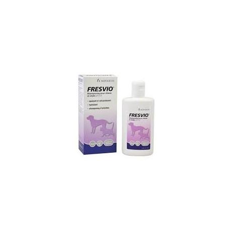 FRESVIO CHIEN/CHAT SHAMPOOING  fl/200 ml sol ext
