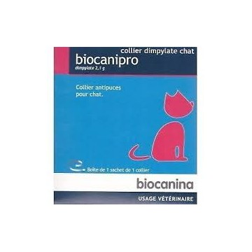 BIOCANIPRO COLLIER CHAT b/1 collier
