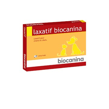 LAXATIF biocanina b/30 drg