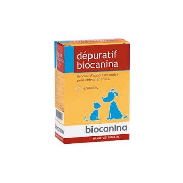 DEPURATIF biocanina b/270 g granulés