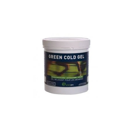 GREEN COLD GEL                 fl/1 l    gel ext