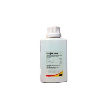 KAOPECTATE sol buvable en flacon de 180 ou 480 ml