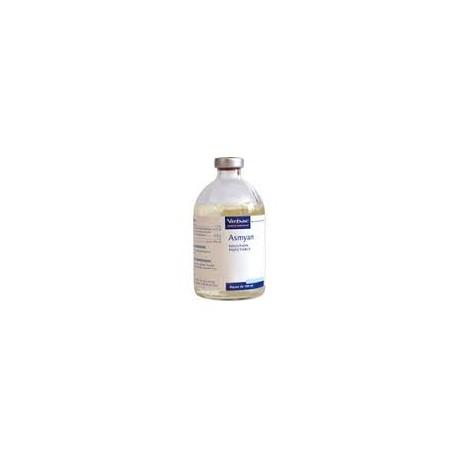 ASMYAN                         fl/100 ml sol inj