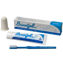BUCOGEL (+ BROSSE A DENTS)     tbe/50 ml gel dent