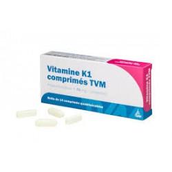 VITAMINE K1                    b/14      comp