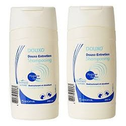 DOUXO ENTRETIEN DEMELANT   shampooing en flacon de 200 et 500 ml