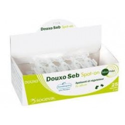DOUXO SEBORRHEE SPOT ON        25*2 ml   sol ext