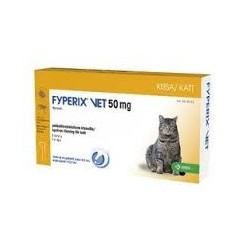 fyperix 50 mg chats 3 pipettes