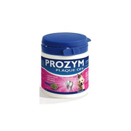 PROZYM PLAQUE OFF              pot/180 g pdr or