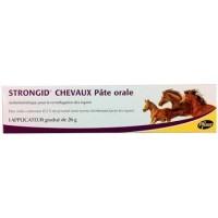 Strongid chevaux Pâte orale