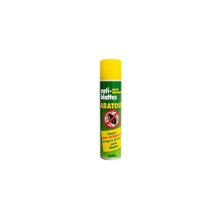 ABATOUT ANTI BLATTES CAFARDS   bbe/405ml sol ext