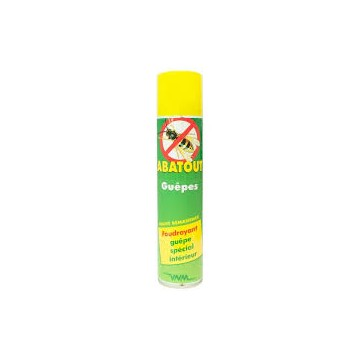 ABATOUT ANTI GUEPES bbe/405ml sol ext