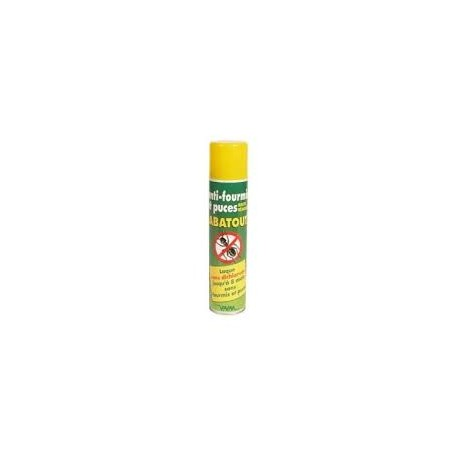 ABATOUT ANTI PUCES & FOURMIS   bbe/405ml sol ext