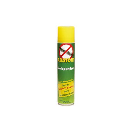 ABATOUT ANTI SCOLOPENDRE       bbe/405ml sol ext