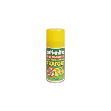ABATOUT ANTI MITES ALIMENTAIRE bbe/210ml sol ext