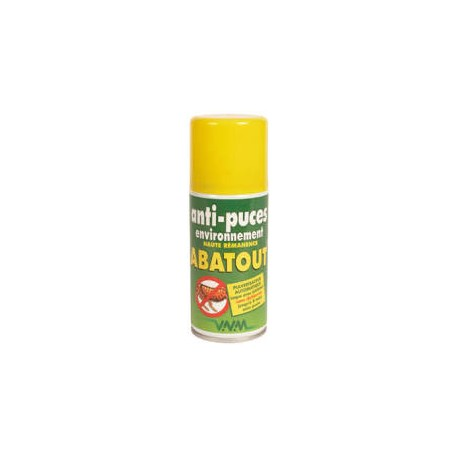 ABATOUT ANTI PUCES FOGGER      bbe/210ml sol ext