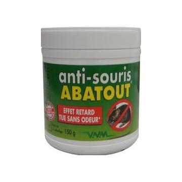 ABATOUT ANTI SOURIS b/200 g