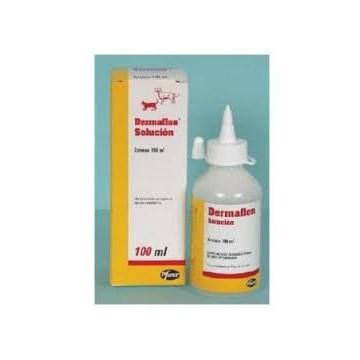 DERMAFLON solution 100 ou 340 mL