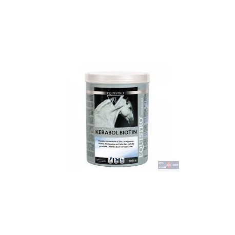 EQUISTRO KERABOL BIOTIN        pot/1 kg  pdr or